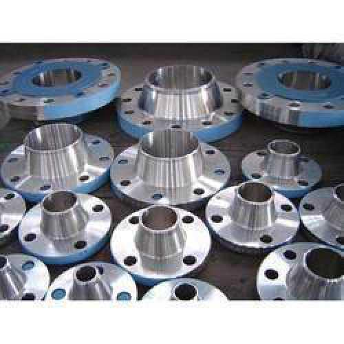 Welding Neck Flanges - manufacturers in flanges