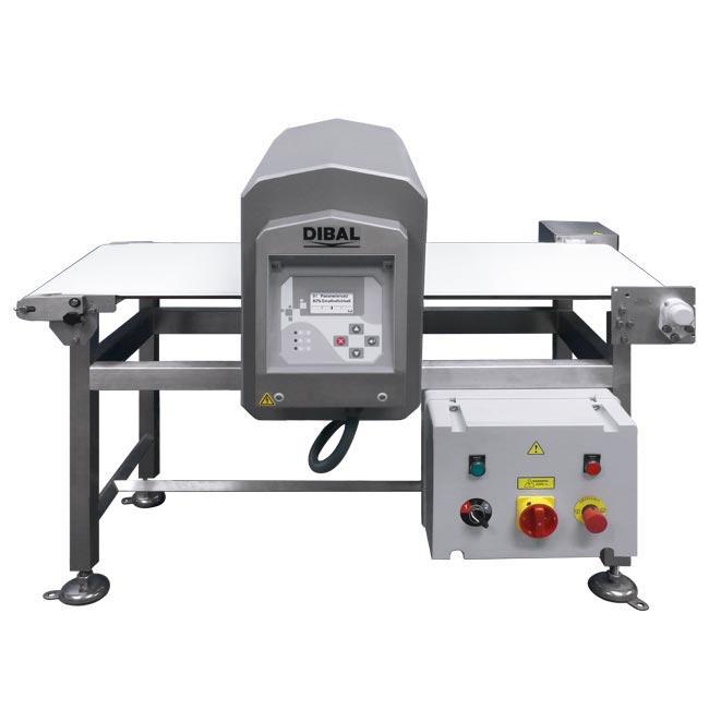 MD-5000 Series - Metal detectors with conveyor belt