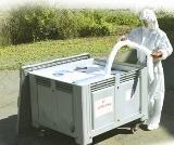 Kit Dintervention Tous Liquides Et Chimiques En Caisse - 880 Litres - KTLC 880-Kit absorbant tous liquides et chimiques
