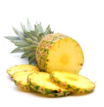 Ananas - Jus et purée