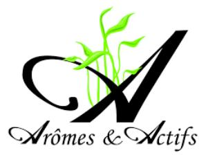Arôme alimentaire Myrtille - Arômes alimentaires Notes Fruits du Verger