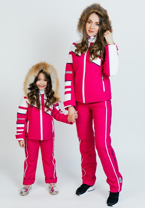 Heat-insulated two-piece suit Rouzi - Family Look