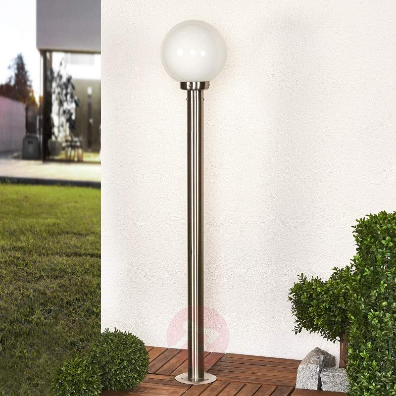 Vedran - path light made from stainless steel - Path and Bollard Lights