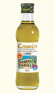 HUILE D'OLIVE VIERGE EXTRA PICHOLINE CAUVIN 25CL - Produits oléicoles