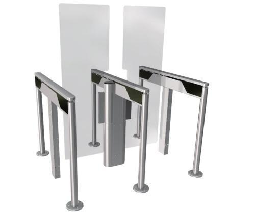 Security Entrance Lanes - SlimLane 945 Twin / 945SC Twin