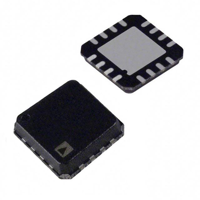 IC ADC 12BIT CTRLR TOUCH 16LFCSP - Analog Devices Inc. AD7879-1ACPZ-500R7