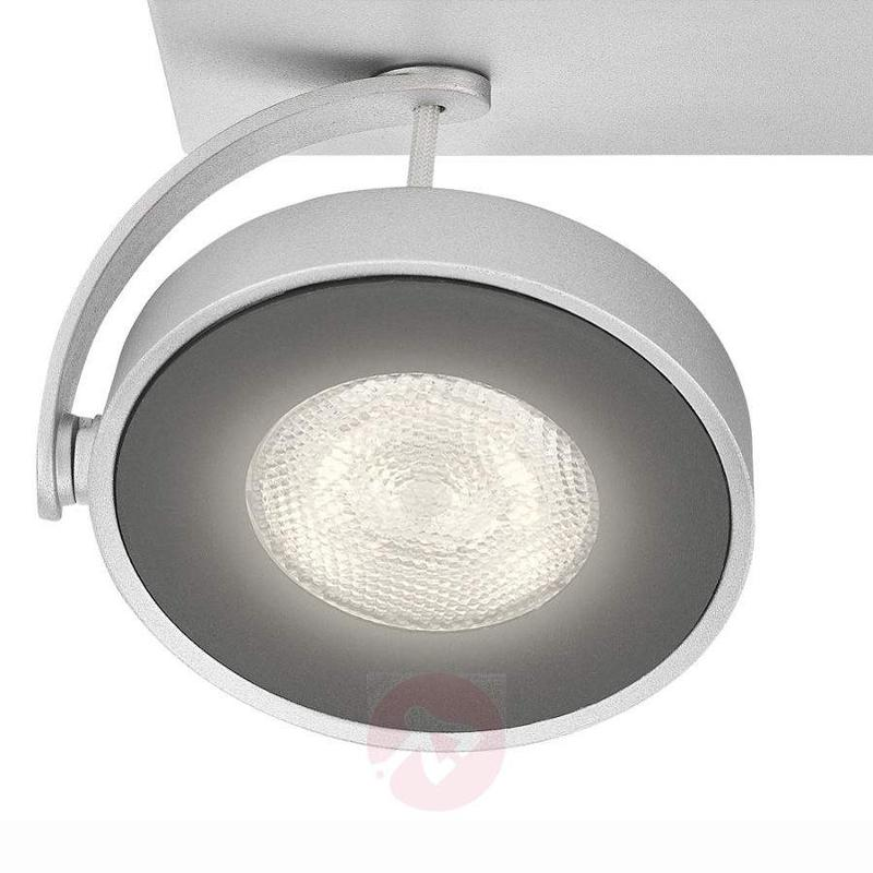 Clockwork - LED wall light with aluminium finish - Wall Lights