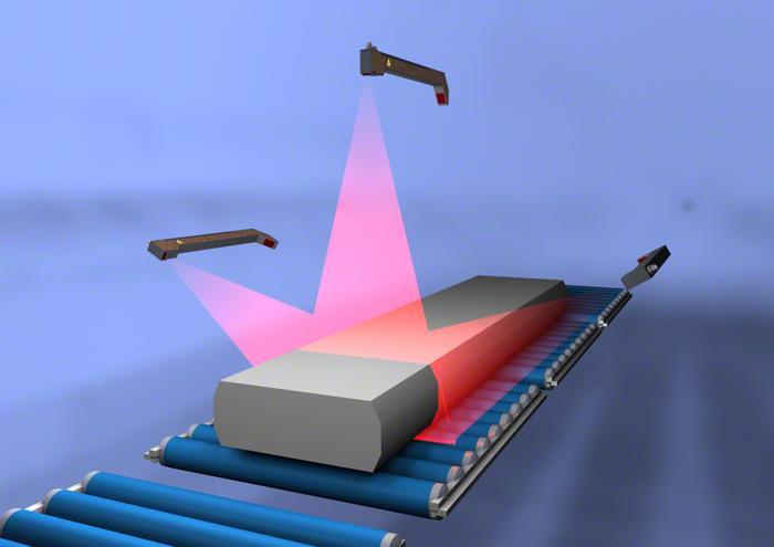 Q4-1000 Laser Line Triangulation - QuellTech Q4-1000 Laser Line Triangulation 2D / 3D