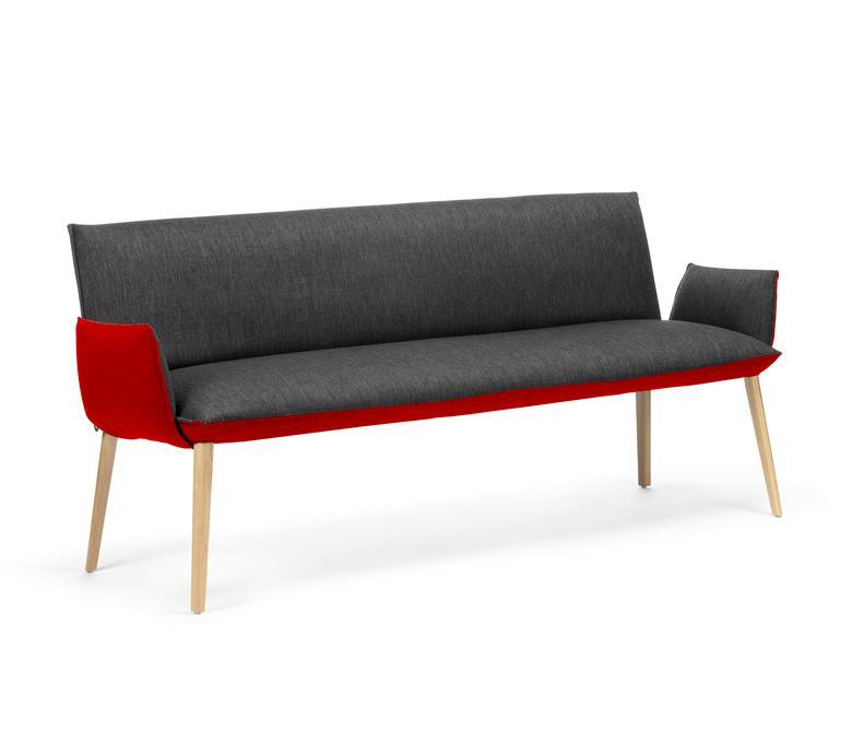 chaises - SOFT TRIO BI H47 +A