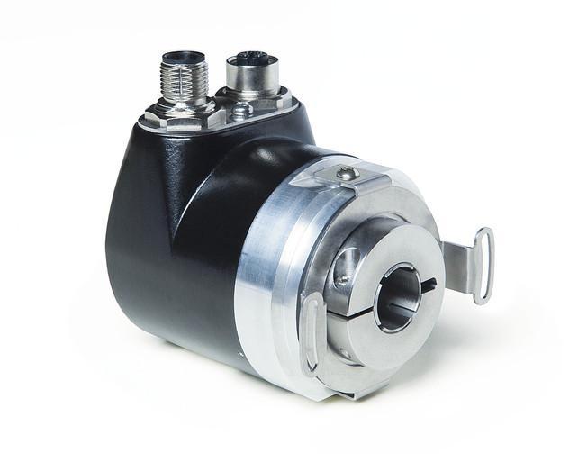 Absolute encoder WH58MR - Absolute encoder WH58MR, Absolutely redundant safety rotary encoder