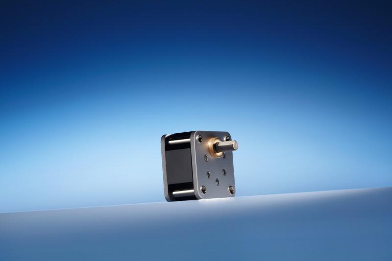 Spielarmes Stirnradgetriebe N 40 V - Kompaktes Stirnradgetriebe in robuster Platinen-Bauweise bis 1 Nm