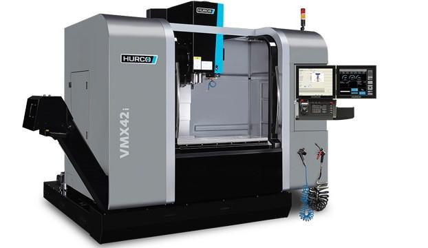 3-Axis-Machining-Center High performance VMX 42i - 3-Axis-Machining-Center for high performance