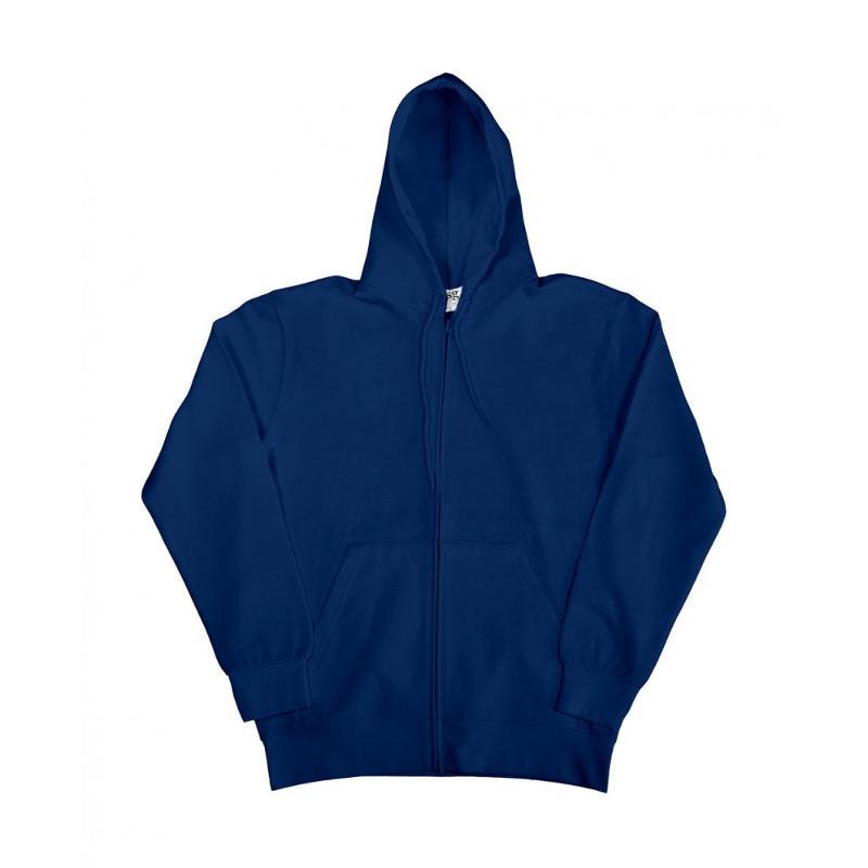 Sweat shirt zip homme - Avec capuche