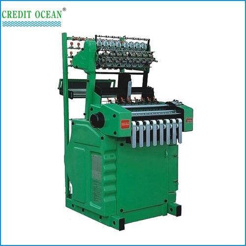 Satin Ribbon Needle Loom Machines - Narrow Fabric Needle Looms