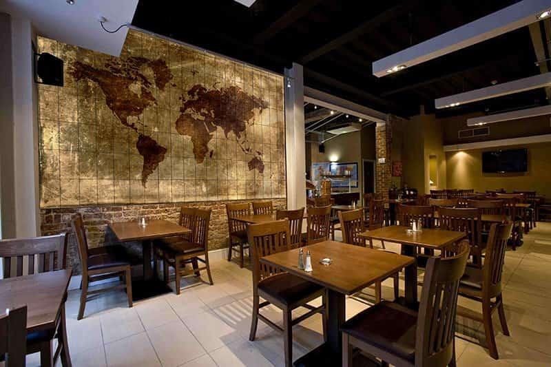 Kafe ve Restoran Fayansları