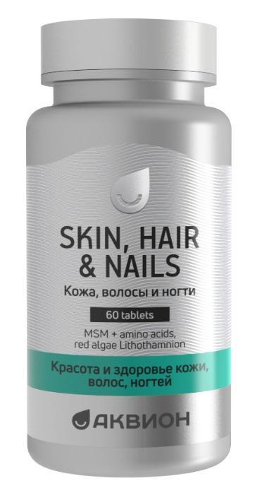 AKVION Skin, hair and nails -