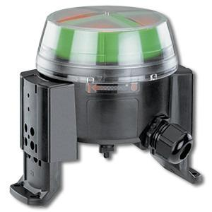 GEMÜ LSR - Indicatori elettrici di posizione per attuatori rotativi