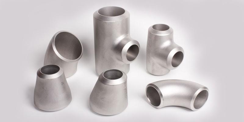 Nickel 201 Pipe Fittings  - Nickel Pipes - UNS N02201 - WNR 2.4068 - ASTM B366 / ASME SB366