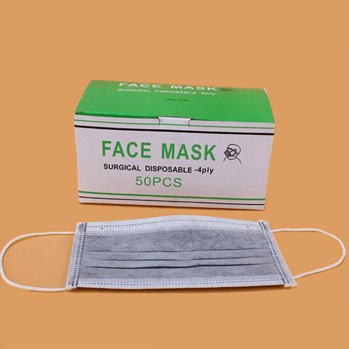 Máscara de carbón activado no tejido -