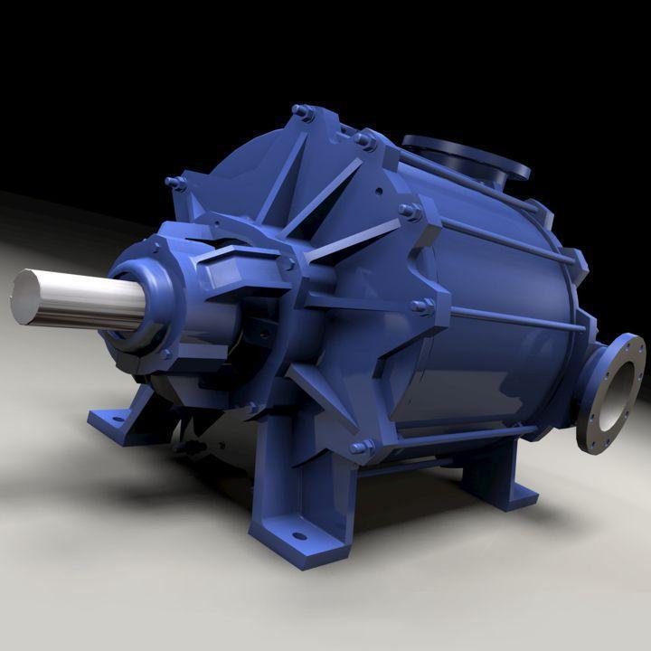 Liquid Ring Compressors - Vectra GL and XL Compressors