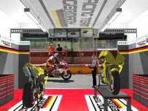 R1 Wandsysteme - Business Areas - Pitt Stop Motorsports Equipment