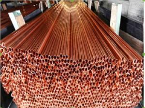 CW009A Copper Pipe -