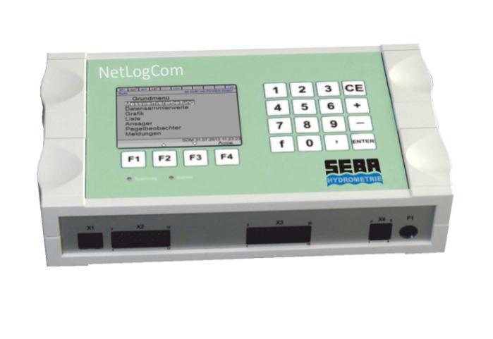 Registrador de datos NetLogCom -