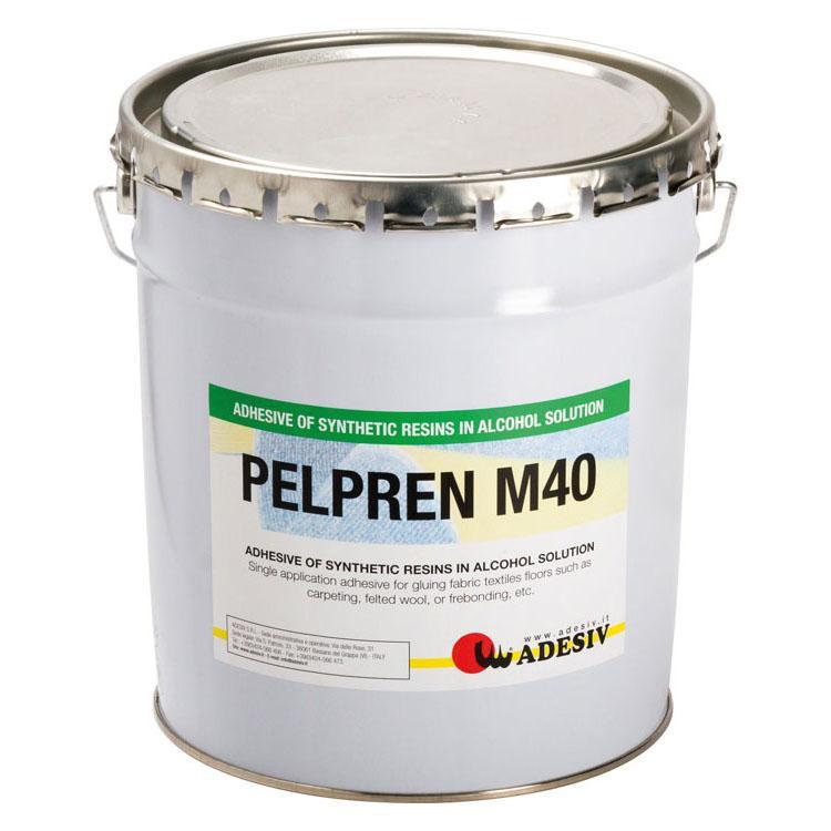 Pelpren M40 Adesivo In Soluzione Alcolica Di Resine Sintetiche - null