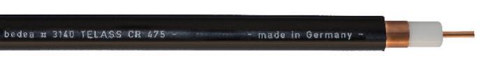 CATV:分配和连接电缆 -