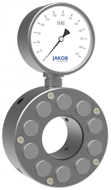 HMD - Hydraulic Force Measuring System