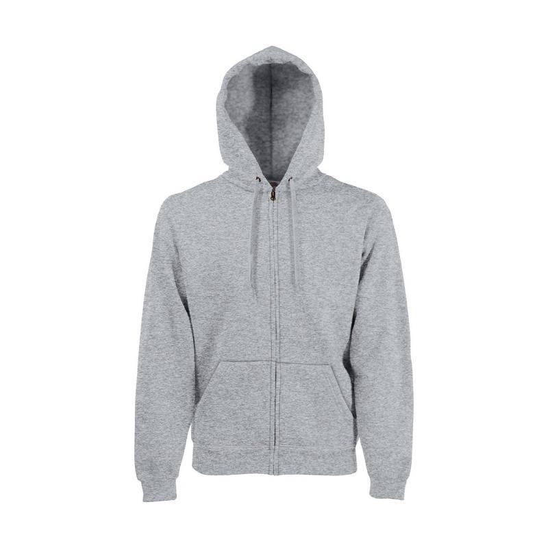 Veste Sweat Shirt - Avec capuche