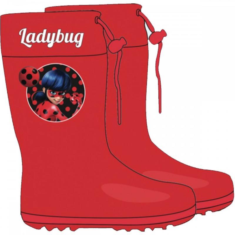 12x Bottes LadyBug du 22 au 33 - Chaussures
