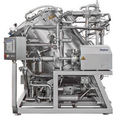 Cuiseur mélangeur affineur vapeur cutter sauces - STEPHAN VMC1200
