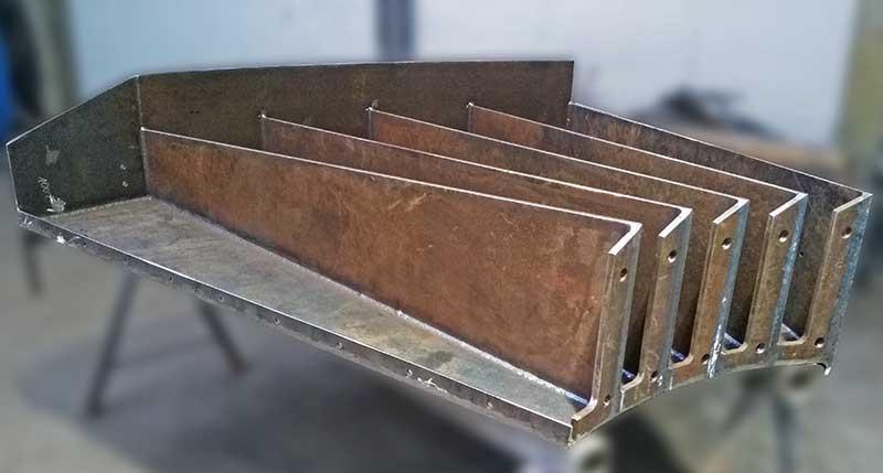 Steel Stairs -