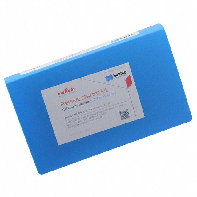 NORDIC STARTER KIT FOR NRF51X22 - Murata Electronics North America EKSM-PND51X22A-KIT