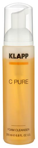 FOAM CLEANSER - C PURE 200 ml