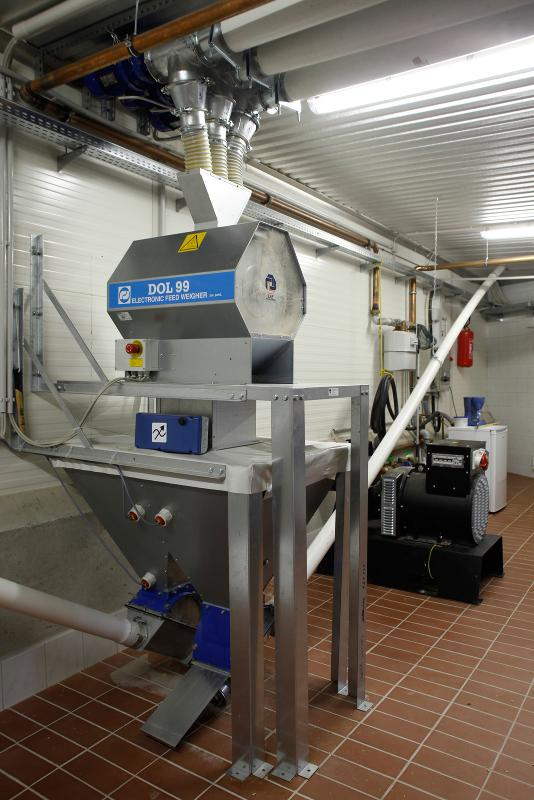 DOL 99 Feed Weigher - null