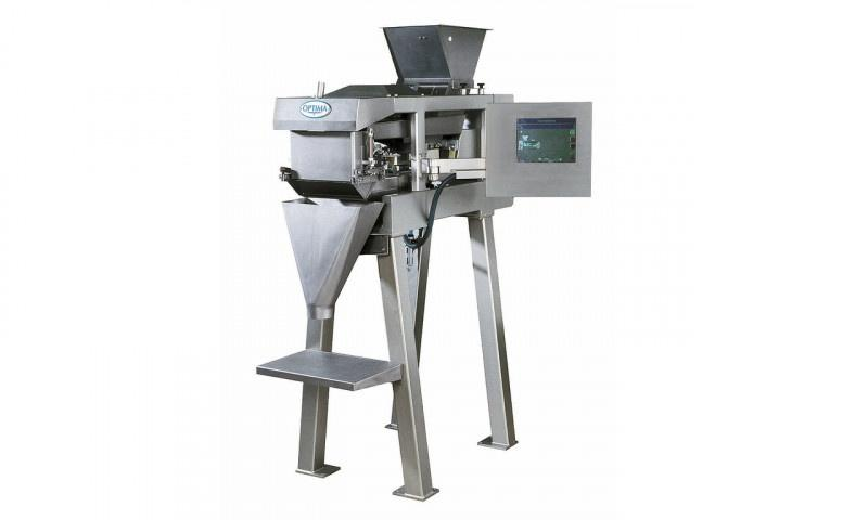 Filling Weigher OPTIMA CB - Filling Weigher OPTIMA CB: Powder, granulates and grainy products
