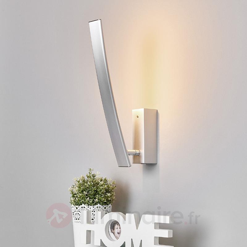 Applique LED Xalu avec interrupteur - Appliques LED