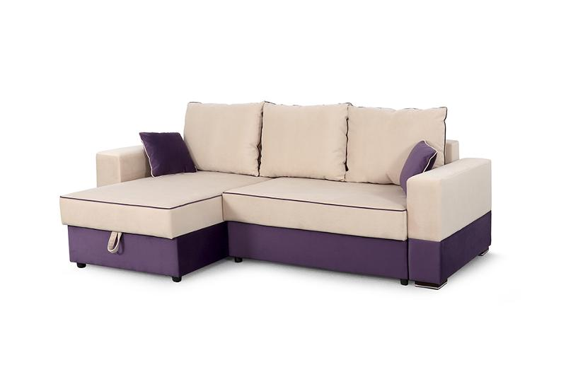 "Corner Sofa ""Boston"" Standard Option 2 - Upholstered furniture in Moscow"