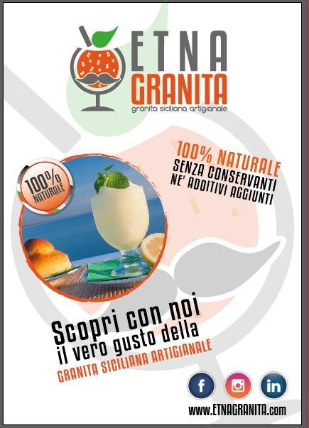 Granita Artigianale Siciliana