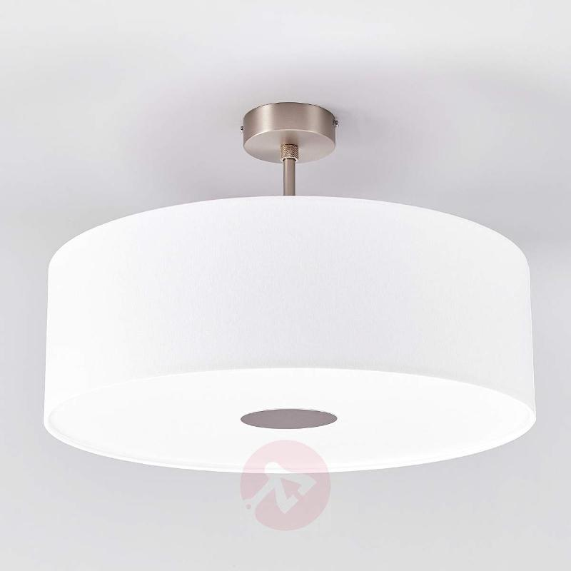 White Gala LED ceiling light - made in Germany - Ceiling Lights
