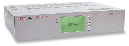 Sistema Evac Multives - Impianto di diffusione sonora NSC
