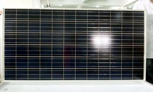 Panel solar polivinílico 330w - energía limpia, 25 años de vida útil