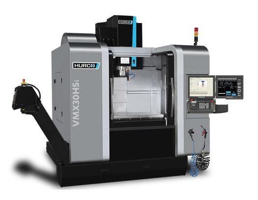 3-Axis-Machining-Center High Speed - VMX 30 HSi - Premium components and expert design