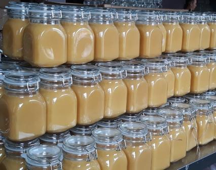 Мед натуральный Алтайский - от производителя