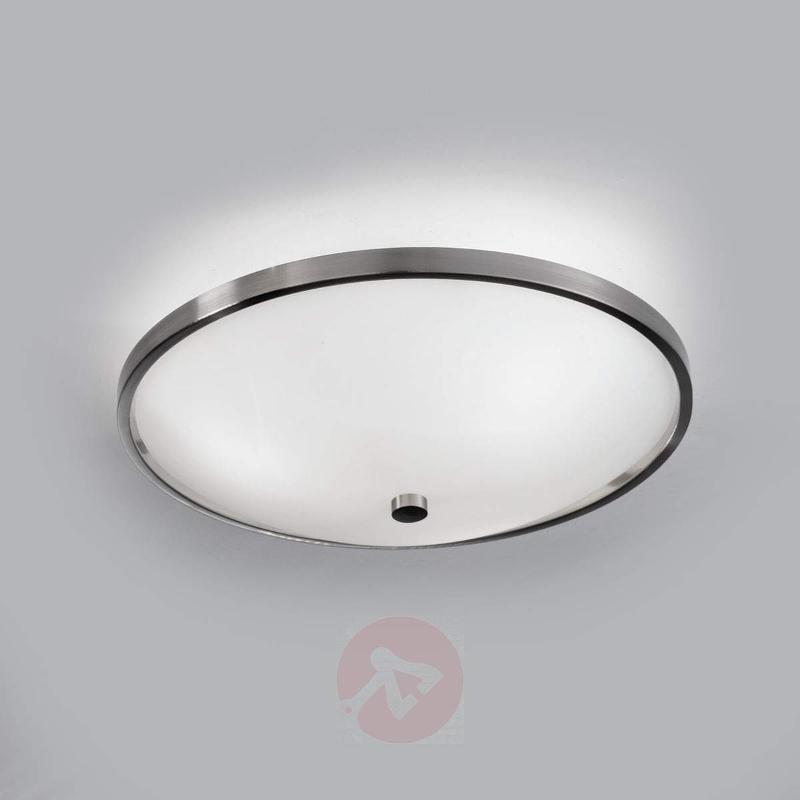 Samira Ceiling Light Versatile with Metal Edge - Ceiling Lights