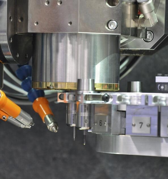 MMC 900H - Ultraprecision milling machine
