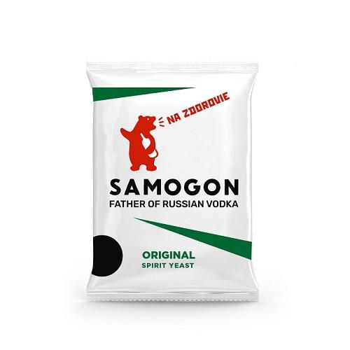 Samogon original spirit yeast -
