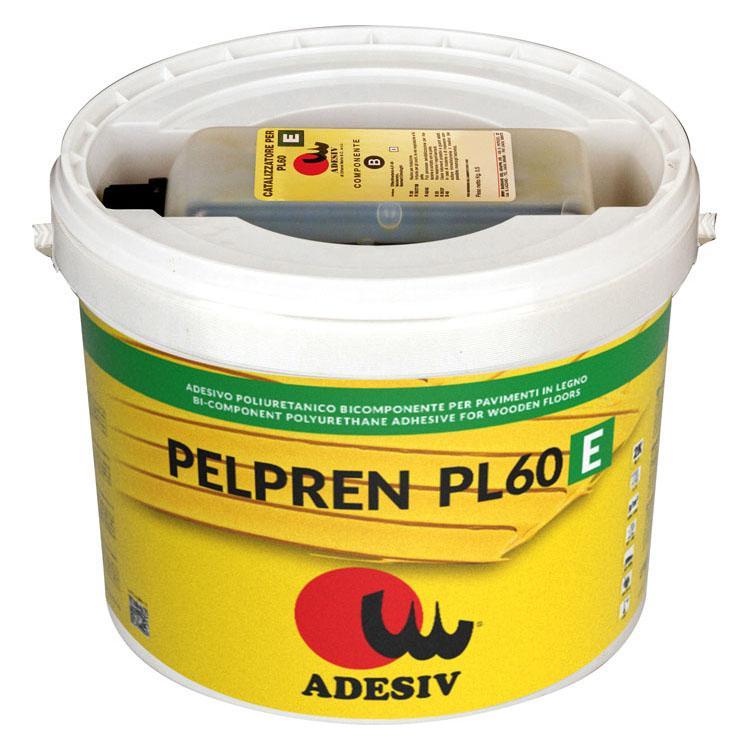 Pelpren Pl 60 E Adesivo Bicomponente Per Pavimenti In Legno - null